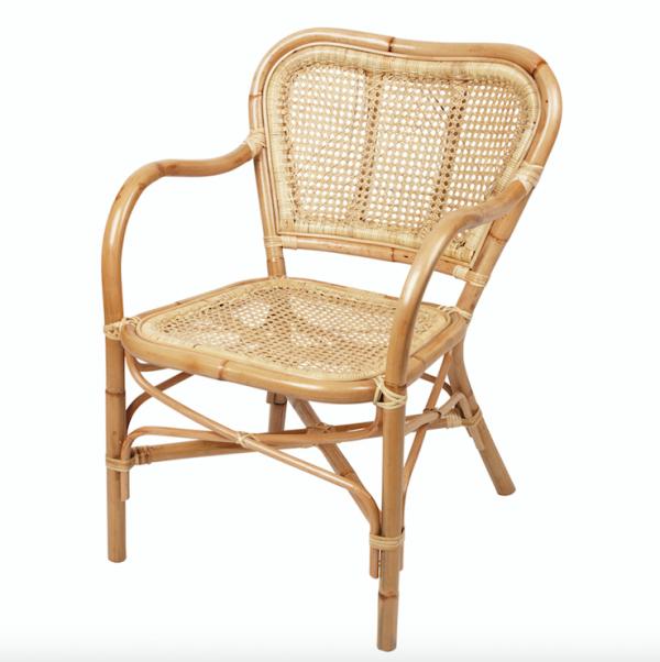 Spring/Summer 2020 - rattan armchair