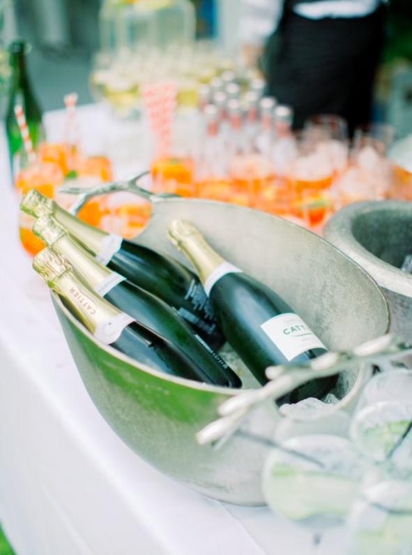 Signature Rentals - champagne bucket - antler