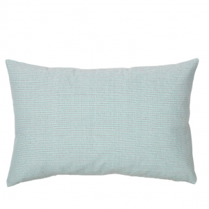 Cushion - rectangle, blue