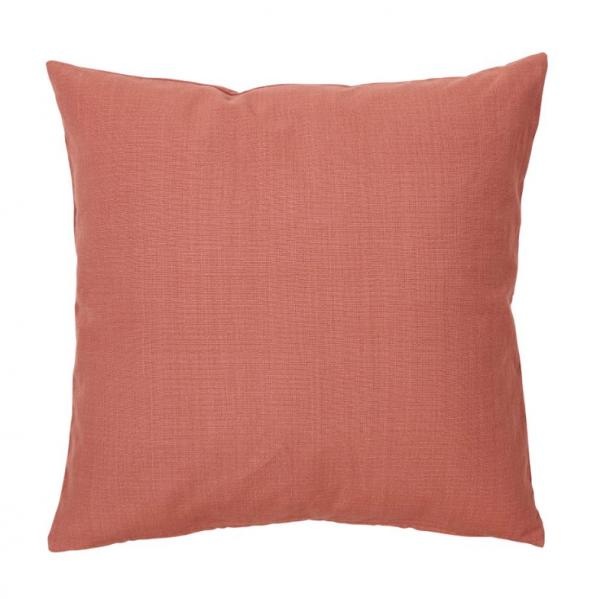 Cushion - square, pink