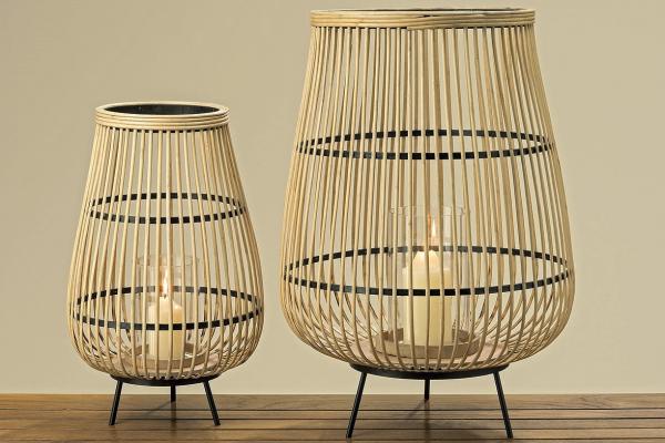 Lantern - rattan lantern