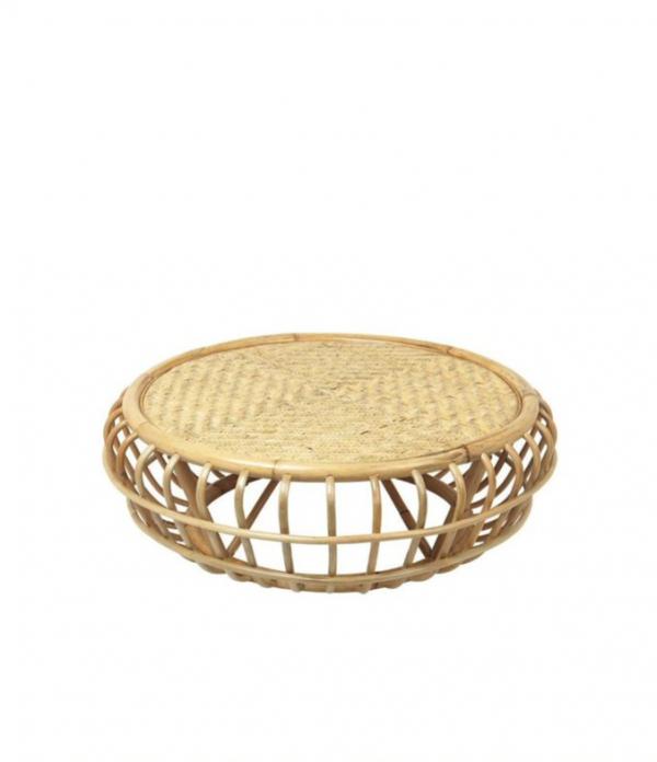 Table - rattan