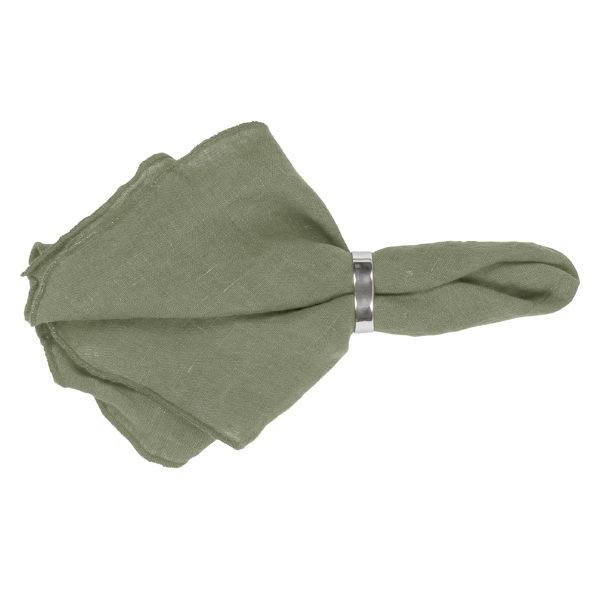 Linen napkin - thyme-signature rentals