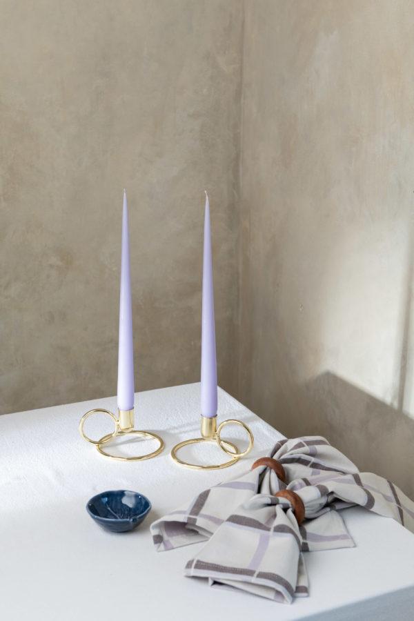 Box of Joy - Tablescape in a Box - Lilac Hues - Signature Rentals