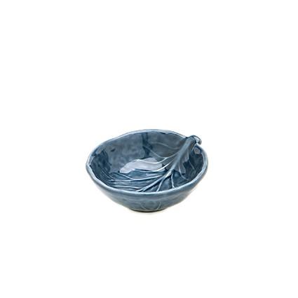 Bordallo-salt bowl-blue-signature rentals