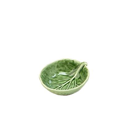 Bordallo-salt bowl-green-signature rentals
