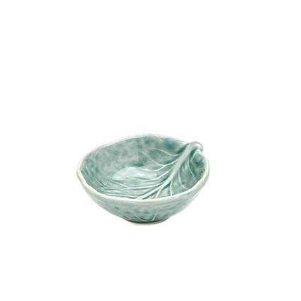 Bordallo-salt bowl-ice blue-signature rentals