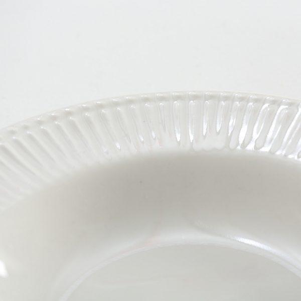 Celina white bowl-signature rentals