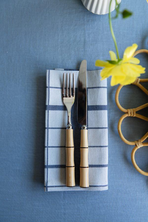 Bamboo - 5 Piece Cutlery Set