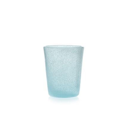 Set of 4 - Bubble tumbler, light blue